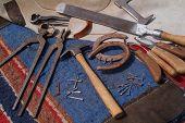 Horse Shoe Tools