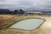 Krafla Volcanic Area, Iceland.