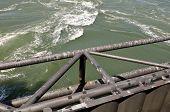 watermanagement. storm barrier Neeltje Jans