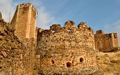 fortification Castle, San Martin de Montalban, Toledo, Spain