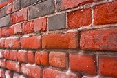 Red Old Bricks