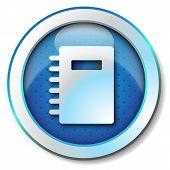 Adress book icon