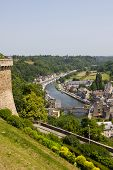 Dinan in Brittany