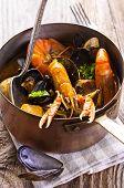 ^seafood soup