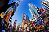 Times Square Is een symbool van New York City