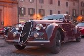 Old Car Alfa Romeo