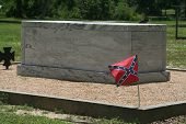Unknown Tomb Of A Confederate Soldier