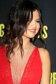 LOS ANGELES - MAR 14:  Selena Gomez arrives at the 'Spring Breakers