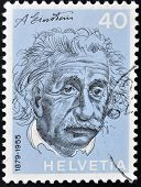 Albert Einstein Theoretical Physicist Theory of General Relativity