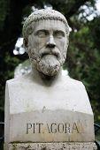 Sculpture Of Pythagoras