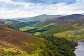 Landscape Of Wicklow Mountains, Ireland