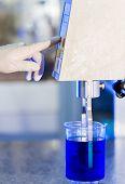Chemical Liquid Lab Research
