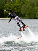 Flyboard Demonstration