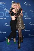 LOS ANGELES - OCT 30:  Natasha Bedingfield, Carly Simon at the Oceana's Partners Awards Gala 2013 at Beverly Wilshire Hotel on October 30, 2013 in Beverly Hills, CA