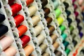 Colourful cottons