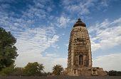 Western Temple Of Khajuraho. Unesco World Heritage Site.