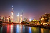 Beautiful Night In Shanghai