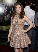 LOS ANGELES - SEP 24:  Anna Kendrick arrives to the