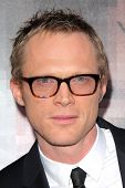 LOS ANGELES - APR 10:  Paul Bettany at the