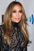 LOS ANGELES - APR 12:  Jennifer Lopez at the GLAAD Media Awards at Beverly Hilton Hotel on April 12, 2014 in Beverly Hills, CA