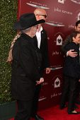 LOS ANGELES - APR 13:  Willie Nelson at the John Varvatos 11th Annual Stuart House Benefit at  John
