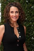 LOS ANGELES - APR 13:  Melina Kanakaredes at the John Varvatos 11th Annual Stuart House Benefit at