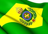 Empire of Brazil Flag