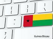 Bissau Guinean flag