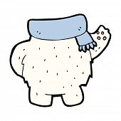 cartoon polar bear body (mix and match or add own photos)