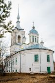 Church of St. Varlaam in Vologda (1780)