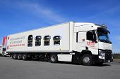 Renault Range T Truck For Long Haul
