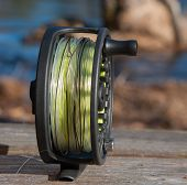 Graphite Fly Reel
