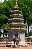 Vietnam - Thien Mu Pagoda