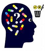 Taking Pills Or Not