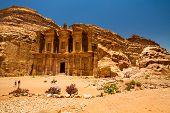 stock photo of camel-cart  - 9 June 2014 Petra Jordan - JPG