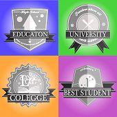 Education Emblem