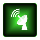 Wireless Antenna Icon
