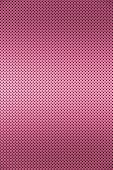 Gradient Pink Color Perforated Metal Sheet