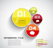 Infographic Elements, Modern Design Layout, EPS10