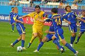 Artem Milevskyi of Ukraine