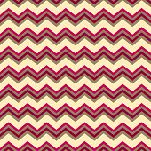 Chevron Pattern In Candy Colors