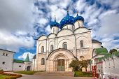 Cathedral Of The Nativity Of The Virgin. Suzdal, Russia