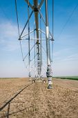Center pivot irrigation system