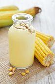 Fresh Sweet Corn Juice