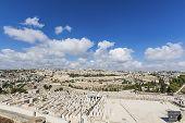 Panorama City Of Jerusalem