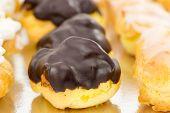chocolate èclairs