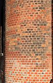 Curve In Brick Wall