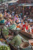 Damnoen Saduak floating market RATCHABURI,