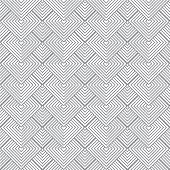 Seventies inspired background with grey and white square design