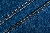 Blues jeans background